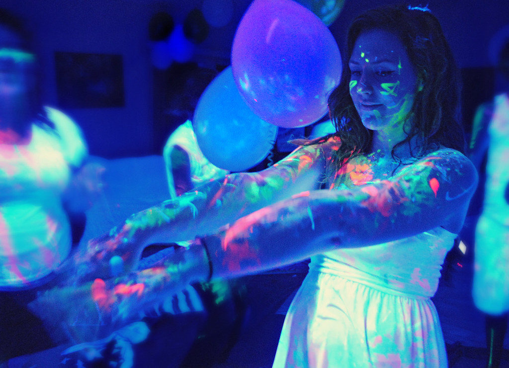 top 10 quinceanera themes glow in the dark