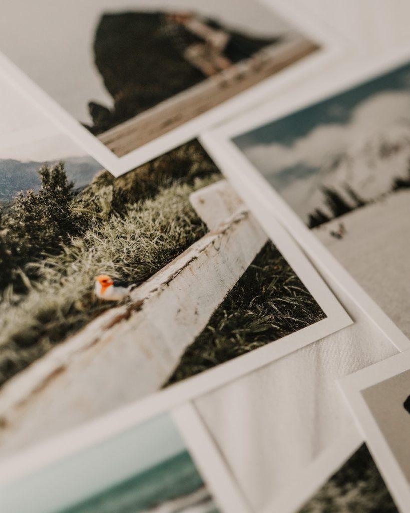 checking wedding photography printing quality