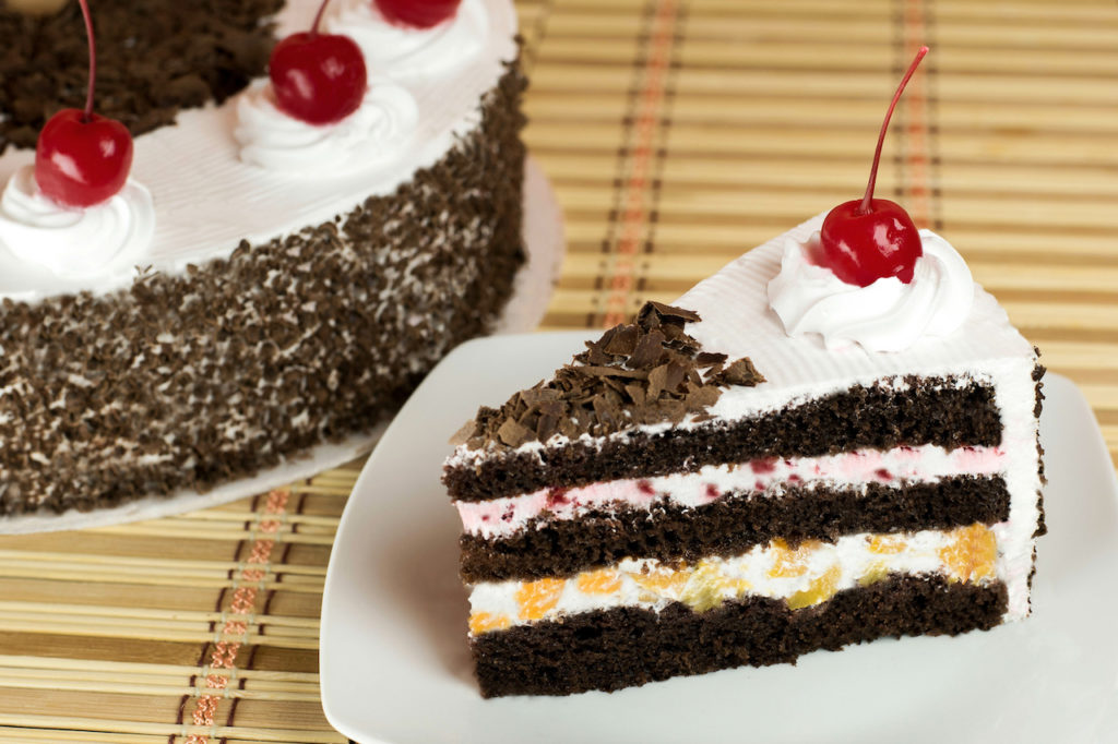 Colombian torta negra for a latinx celebration