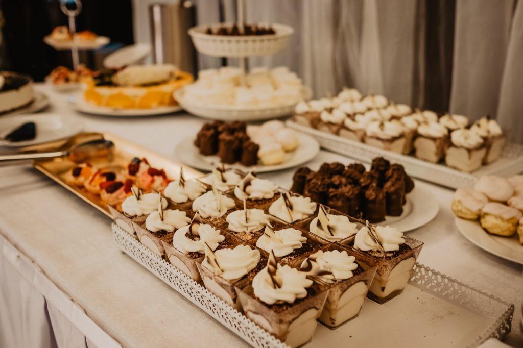 Dessert table for a Latinx celebration