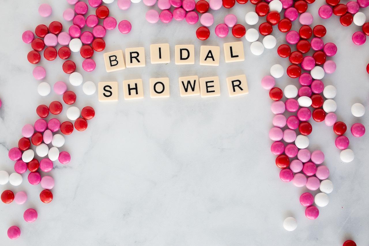 bridal shower candies